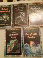 DuMont s Kriminal-Bibilothek Bücher