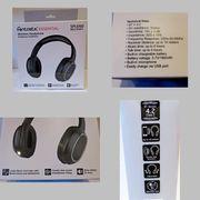 Neuer Drahtlos-Kopfhörer Marken-Qualität noch unbenutzt