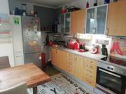Küche Ikea mit neuwertigen Markengeräten
