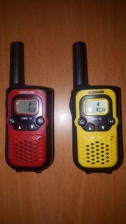 Funkgerät Funkgeräte Audioline PMR 15