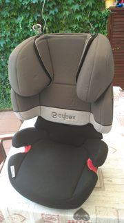 Cybex Kindersitz Solution X-Fix Gr