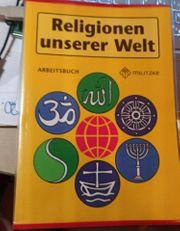 Religion unsere Welt Buch mit