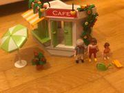 playmobil - Hafen-Cafe 5129 - gebraucht