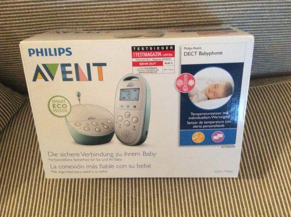 Babyphone Philips Avent SCD560 00