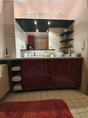Badezimmerverbau inkl Boilerverbau zu verschenken