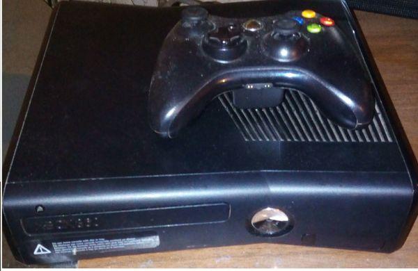 xBox 360 Slim 1 Spiel