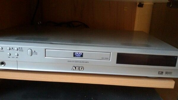 Dvd - CD Player Dolby dts