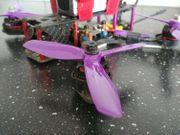 Race-Freestyle Drohne Quadkopter Kwad