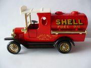 Shell Mexico T-Ford Tankwagen baujahr