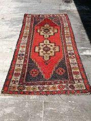 Teppiche gekauft in den 60er