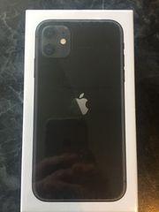 IPhone 11 64GB Schwarz Black