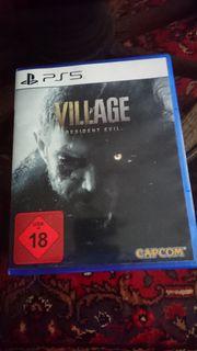 Resident Evil Village - Neuwertig - Playstation