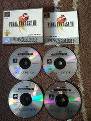 Final Fantasy VIII 8 Kult JRPG