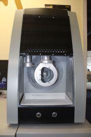 Kompaktes Fräsgerät zur Gerüstherstellung in