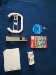 Wii mit kabel und spielen