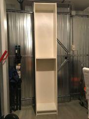 BILLY Bücherregal weiß 40x28x202 cm