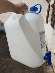 Wasserkanister 22l NEU