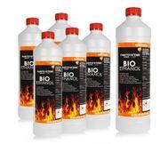 Bioethanol für Tisch- und Wandkamine
