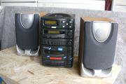 kleine Anlage CD Radio