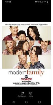 Modern Family Staffeln 1 2