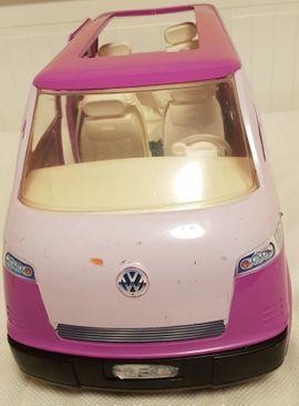 Bild 4 - Barbie VW Micro Bus sehr - Fußgönheim