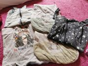 5 Schlafsäcke gr 90