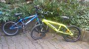 2 BMX Fahrräder günstig abzugeben