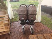 Adventure Zwillings Geschwister Kinderwagen