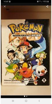 Manga Pokemon Schwarz und Weiß