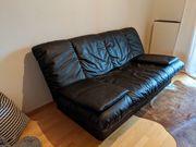 3-Sitzer Couch mit Bettfunktion