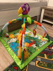 Spielmatte für Baby Fisher Price