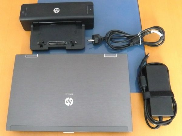 HP EliteBook 8540w 500 GB
