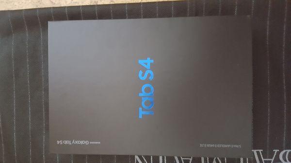 Samsung Tab S4 Tastatur neu