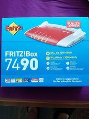 AVM Fritzbox Router 7490