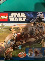 Lego Starwars The Battle of