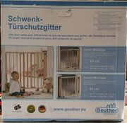 Schwenk Türschutzgitter von Geuther