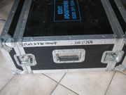 Flightcases - CP-CASE für Audio Videogeräte -