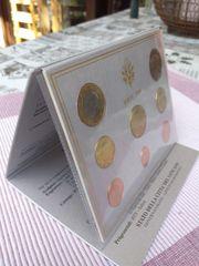 VATIKAN Kursmünzensatz KMS 2006 BU