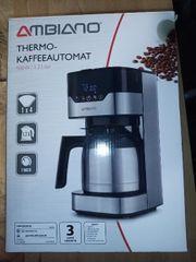 NEU Kaffeeautomat Kaffeemaschine Filter Thermo