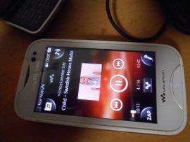 Sony Handy - Sony Ericson Walkman Handy USB