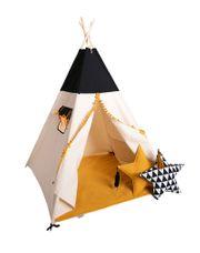 Cozydots Tipi Zelt mit weicher