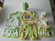 Puppenkleidung 10-teilig-Baby Born Krümel