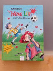 Hexe Lilli - im Fußballfieber