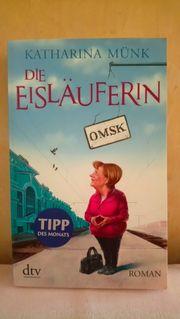 Katharina Münk Die Eisläuferin Satirischer