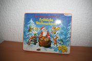 Puzzlebilderbuch Fröhliche Weihnachten