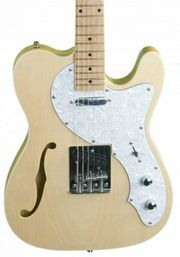 KEYTONE E-Gitarre TL-Style Deluxe mit