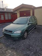 Opel Astra Kombi mit TÜV