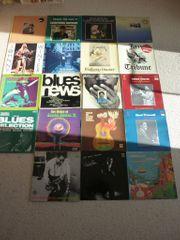 Schallplatten Blues und Jazz gebraucht