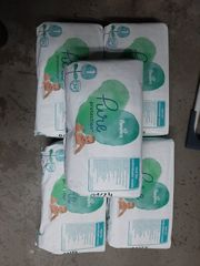 Windeln Pampers Pure Protection 1er