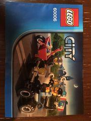 Lego City 60006 Polizei Quad